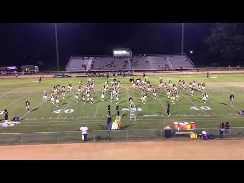 EE Smith Magnificent Marching Machine 25 August 2017 Drill