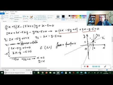 Fasci di curve 3 (rette)