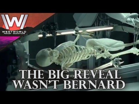 Westworld (HBO) Episode 7 Tromp L'oeil - Secrets Revealed