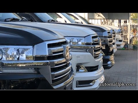Automall, The finest showroom in Pakistan| Complete Documentary