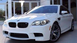 BMW M5 2014 Videos