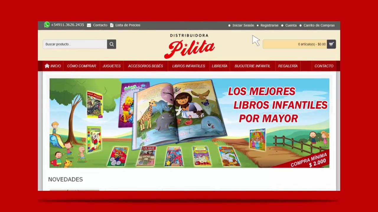 61be75ef1028 Juguetes Por Mayor Distribuidora Pilita Mayorista De Juguetes Como Comprar  Desde Nuestra Página Web