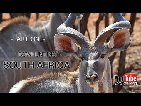 Bow Hunting South Africa 2017 - Part 1