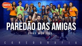 Video Paredão das Amigas - Duas Medidas | Aula FitDance com: Galera Kontik Teen download MP3, 3GP, MP4, WEBM, AVI, FLV Mei 2018