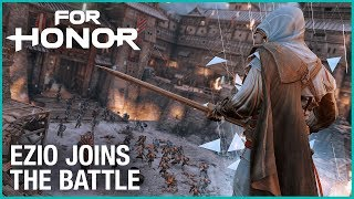 For Honor: Fight Ezio in Assassin