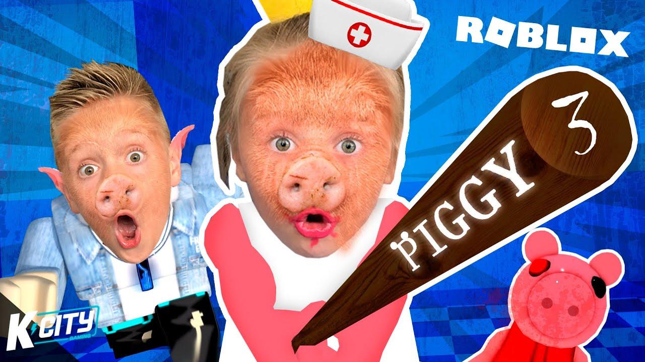 ROBLOX PIGGY 3: The Family is PIGGY! K-CITY GAMING
