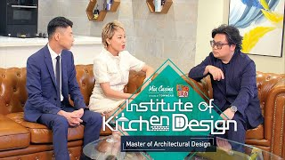 Master of Architectural Design (by Mia Cucina x HK Heart TV)