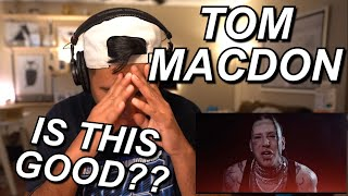 TOM MACDONALD - NO RESPONSE REACTION!! | THIRD CHANCE...IS THIS THE WINNER??