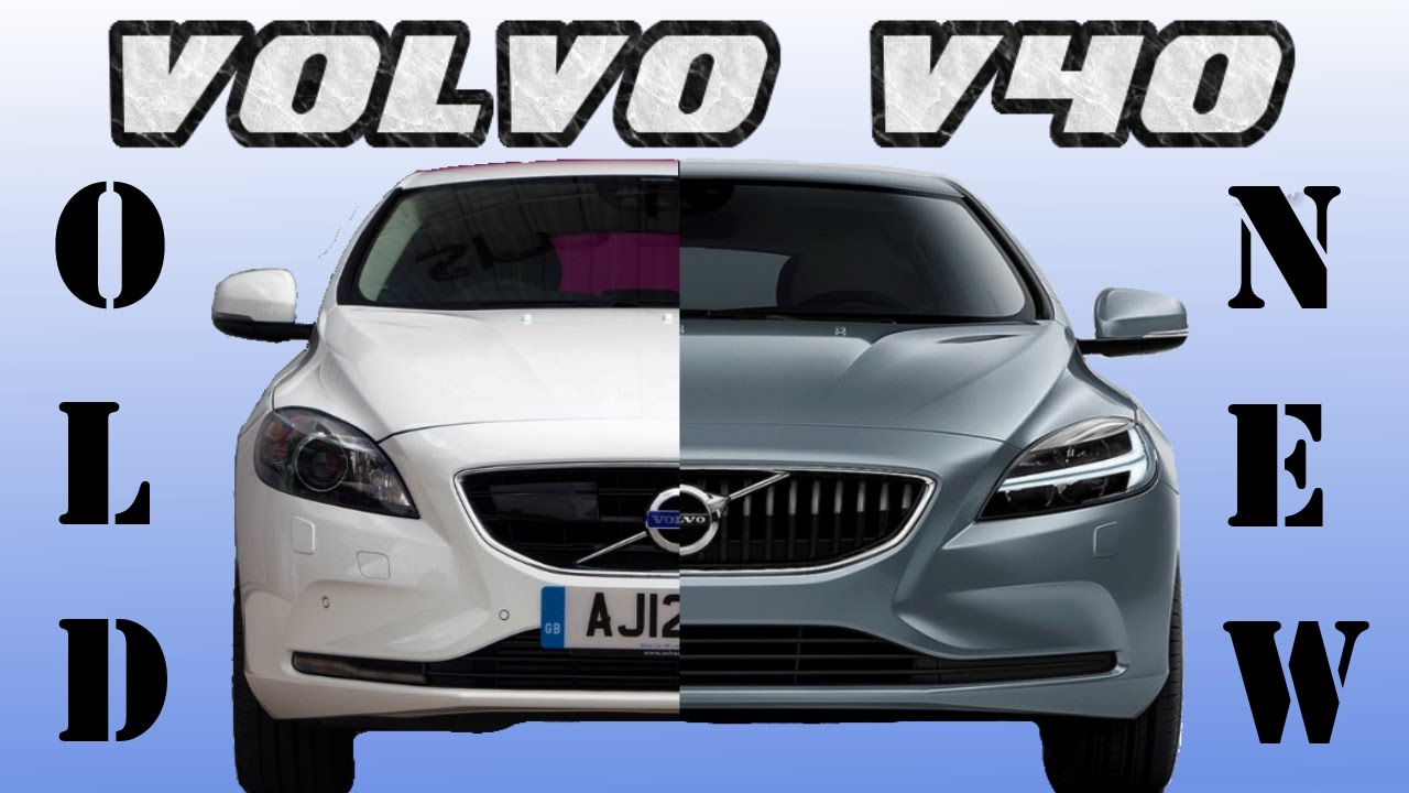 volvo xc60 new vs old idea di immagine auto. Black Bedroom Furniture Sets. Home Design Ideas