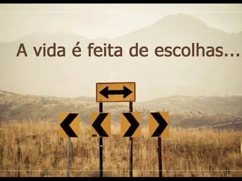 A Vida é Feita De Escolhas Palestra Motivacional Tecnicas De Vendas André Ortiz Phd