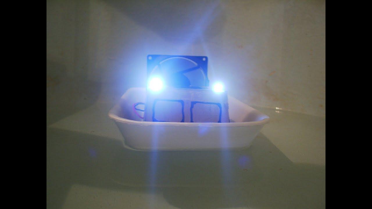 Как сделать игрушечную подводную лодку своими руками фото 436