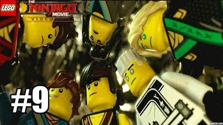 The LEGO NINJAGO Movie Videogame | Episode #9 | AMBUSH CITY | Happy Kids Games and Tv