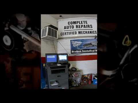 NYC Auto Repair Garage