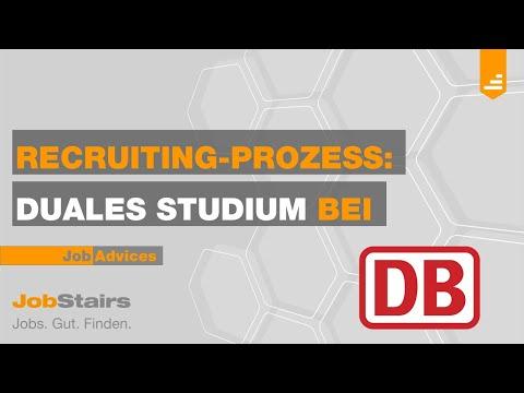 Recruiting Video Deutsche Bahn - Duales Studium um Bachelor of Sience (m/w)