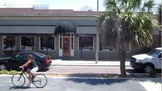 № 610 США Экскурсия по Городку Tarpon springs Florida