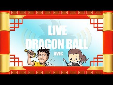 live dragon ball avec ansei et julien fontanier cours de japonais youtube. Black Bedroom Furniture Sets. Home Design Ideas