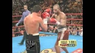 Bernard Hopkins vs. Oscar De La Hoya - Highlights! *HD*