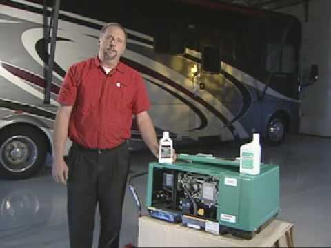 Cummins Onan - RV Products - How to MicroQuiet 4000