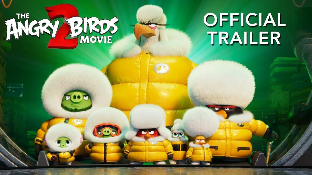 The Angry Birds 2 Movie International Trailer In Cinemas