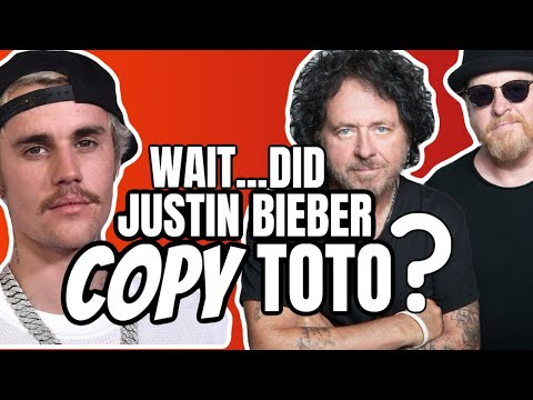Justin Bieber vs Toto: Coincidence? Let's Compare