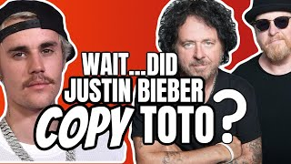 Justin Bieber vs Toto: Coincidence? Let's Compare