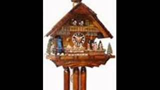 Cuckoo Clock - Sound Effect