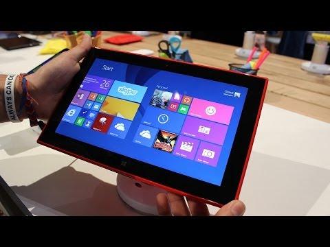 Nokia Lumia 2520, impresiones MWC 2014