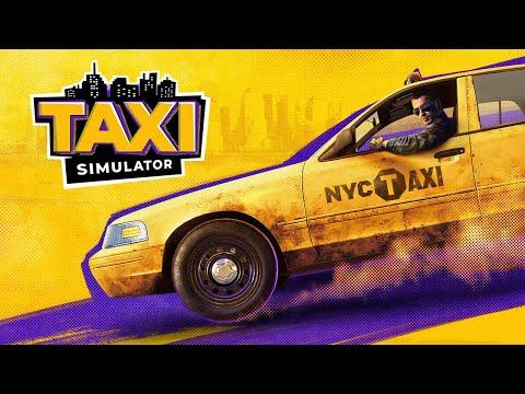 Taxi Simulator -