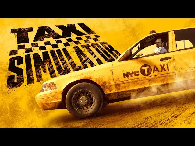 Taxi Simulator - Official Trailer