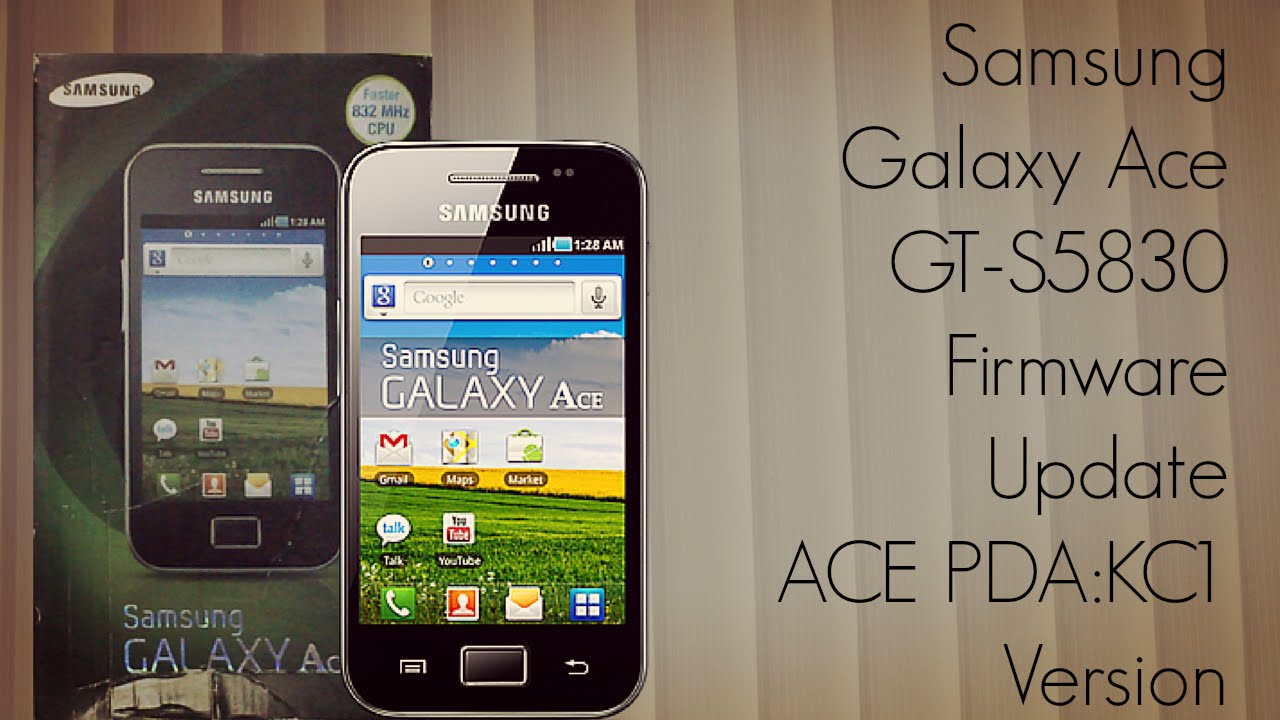 Flashing samsung galaxy ace gt s5830i repair bootloop youtube.