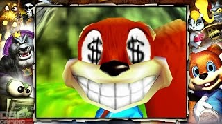 this is how you don t play conker s bad fur day complete salty edition