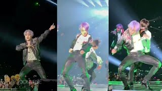 Download Jimin's Moves In The Beginning Of Fire! Dance Compilation From Love Yourself Tour