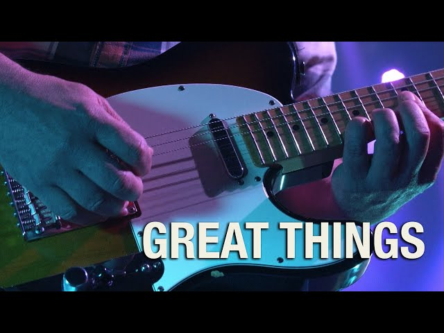Great Things | Nativity Music