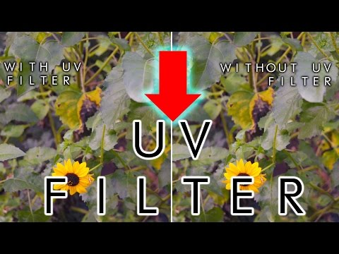 UV Filter Good or Bad ? | UV Filter Demo | Photography Tips in Hindi | Video #75