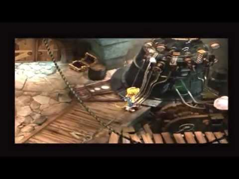 Final Fantasy 9 Fandub Part 7 Underground Operation Dali