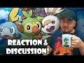 Pokémon Sword & Shield | REACTION & DISCUSSION!