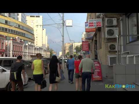 Как пройти к Храму святой Матроны Московской