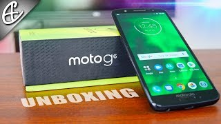 moto g6 unboxing and hands on overview premium design on a budget smartphone