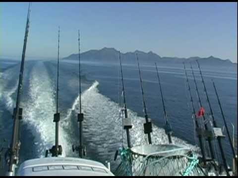 Alaska Fishing Lingcod And Giant 75 Year Old Yellow Eye Rocksfish/Halibut Getting Shot!