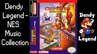 Chip 'n Dale Rescue Rangers II NES Music Song and game Soundtrack OST Музыка и саундтреки из игры Chip 'n Dale Rescue Rangers II Song Music на ...