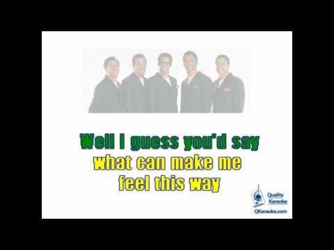 The Temptations - My Girl (Karaoke Instrumental) w/ Lyrics