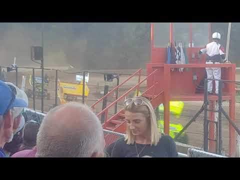 CSRA Sprint Cars Albany Saratoga Speedway 2019