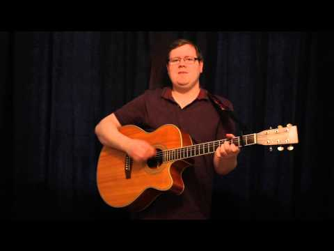 Dave Hollywood - America Acoustic Cover