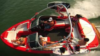 MasterCraft X-15 2011 Ski Wake Boat Review - By BoatTest.com