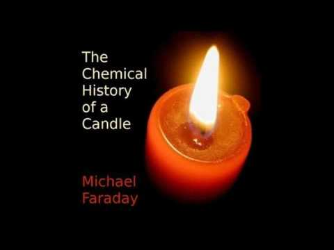 Chemical History of a Candle by Michael Faraday #audiobook
