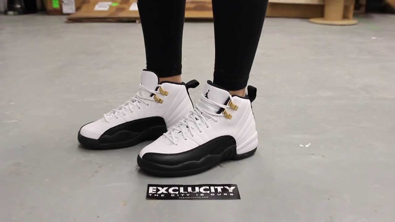 info for 665ee 22f5f Ladies Air Jordan 12