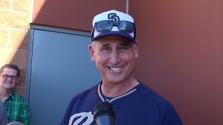Bud Black Spring Training Media Session Day 2