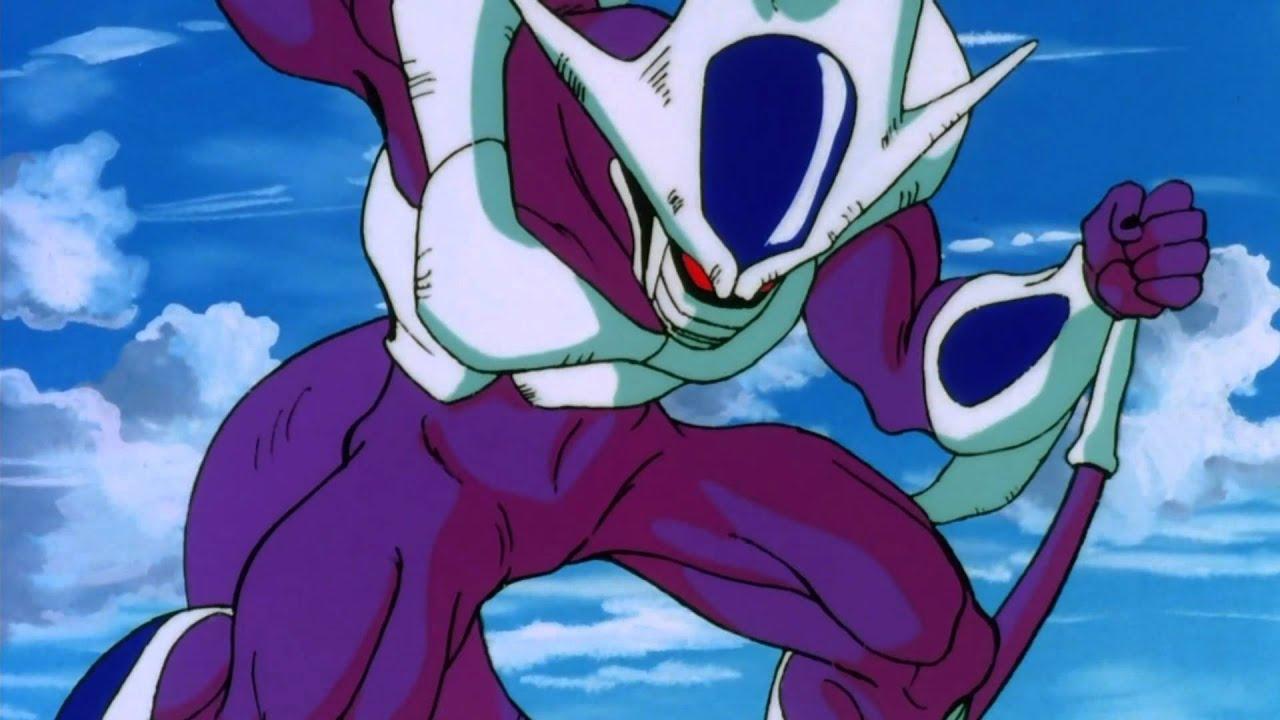 Cooler Final Form Vs Goku!  YouTube