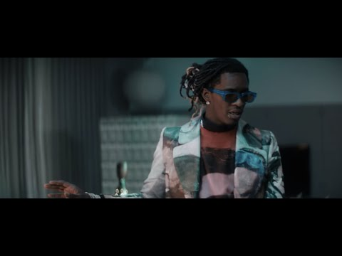 Young Thug - The London ft. J. Cole & Travis Scott [Official Video]