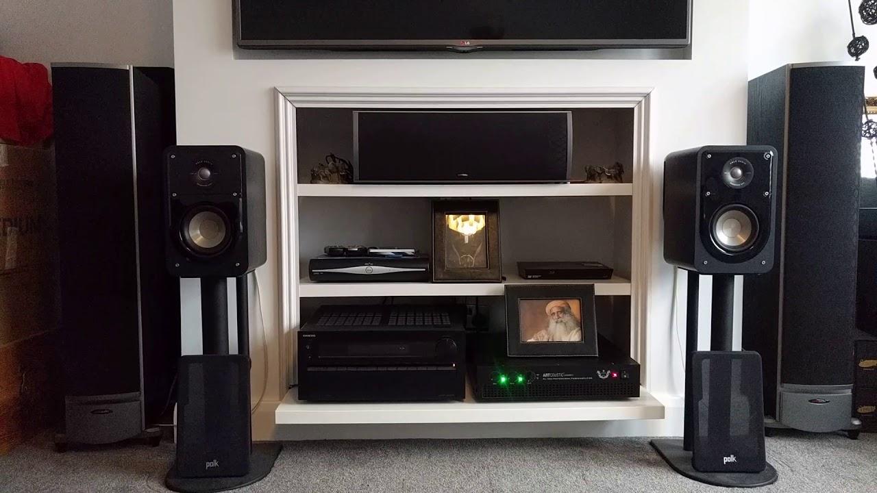 Polk Audio Signature S15 Bookshelf Speakers